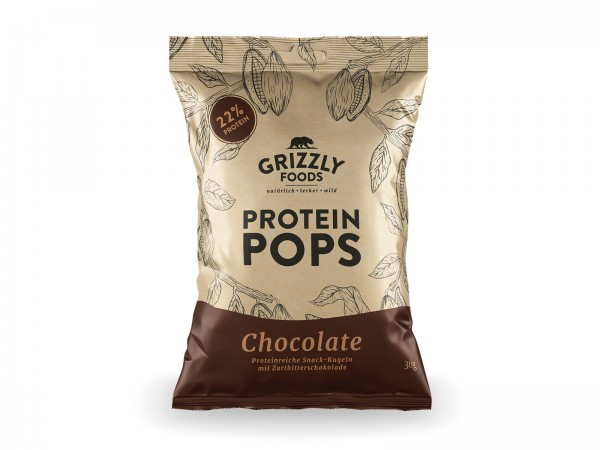 Protein Pops - Chocolate